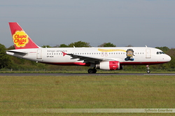 Airbus A320-232 Bingo Airways SP-ACK