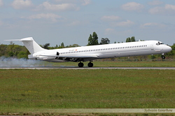 McDonnell Douglas MD-83 Swiftair EC-LEY