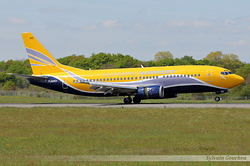 Boeing 737-3Q8(QC) Europe Airpost F-GIXO