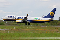 Boeing 737-8AS(WL) Ryanair EI-EMO