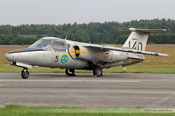 Saab 105 Sweden Air Force SE-DXG / 60140
