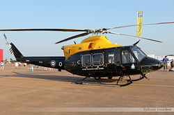 Bell 412EP Griffin HT1 Royal Air Force ZJ707