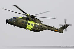 Agusta Westland EH-101 Mk512 Merlin Denmark Air Force M-513