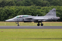 Saab JAS-39D Gripen Hungary Air Force 42