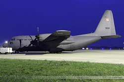 Lockheed C-130E Hercules Poland Air Force 1504