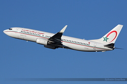 Boeing 737-8B6 Royal Air Maroc CN-RNZ