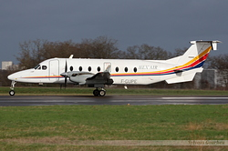 Beechcraft 1900D Hex'Air F-GUPE