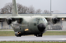 Lockheed C-130E Hercules Tunisia Air Force TS-MTC