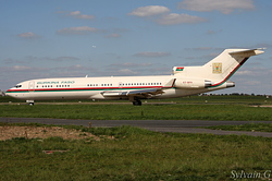 Boeing 727-282/Adv(RE) Super 27 Burkina Faso Government XT-BFA