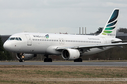 Airbus A320-214 Windavia SP-AEK