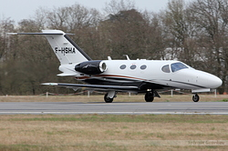 Cessna 510 Citation Mustang F-HSHA