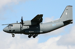 Alenia C-27J Spartan Lithuanian Air Force 07