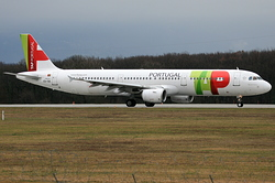Airbus A321-211 TAP Portugal CS-TJE