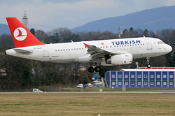 Airbus A319-132 Turkish Airlines TC-JLO