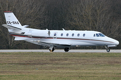 Cessna 560XL Citation XLS NetJets CS-DXG