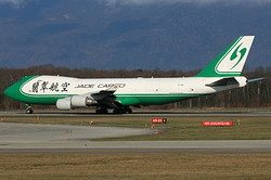 Boeing 747-4EVF/ER/SCD Jade Cargo International B-2441