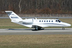 Cessna 525A CitationJet CJ2 N250BL