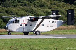 Short SC-7 Skyvan 3-100 CAE Aviation F-GTHI