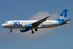 Airbus A320-212 XL Airways France F-GTHL