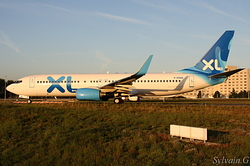 Boeing 737-8Q8 XL Airways France F-HJUL