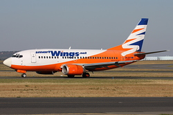 Boeing 737-522 Smart Wings OK-SWV