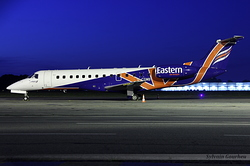 Embraer EMB-135ER Eastern Airways G-CGMB
