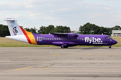 ATR-72-500 FlyBe (Stobart Air) EI-REL