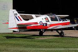 Bulldog Scottish Aviation XX554 / 09