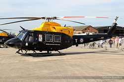 Bell 412EP Griffin HT1 Royal Air Force ZJ237 / T