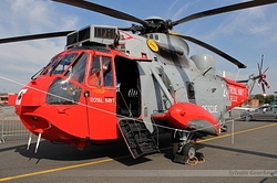 Westland WS-61 Sea King HU5 Royal Navy XZ920 / 24