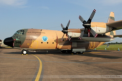 Lockheed C-130H Hercules Jordan Air Force 346