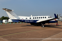 Hawker Beechcraft Avenger T1 Royal Navy ZZ501