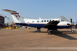 Raytheon B200 King Air Royal Air Force ZK458 / D