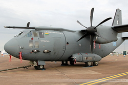 Alenia C-27J Spartan Lithuanian Air Force 08