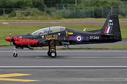 Embraer EMB-312 Tucano T1 Royal Air Force ZF244