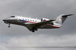 Canadair Challenger 601-3A Czech Republic Air Force 5105