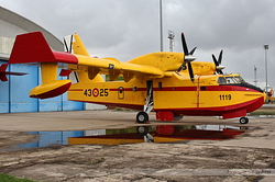 Canadair CL-415 Spain Air Force UD.13-25 / 1119 / 43-25