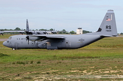 Lockheed C-130J-30 Hercules US Air Force 07-8609