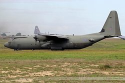 Lockheed C-130J-30 Hercules Royal Air Force ZH873