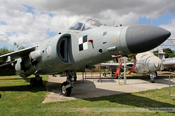 British Aerospace Sea Harrier FRS2 Royal Navy ZA195