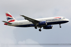 Airbus A320-232 British Airways G-EUUN