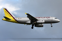 Airbus A319-132 Germanwings D-AGWF