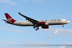 Airbus A330-343X Virgin Atlantic Airways G-VNYC