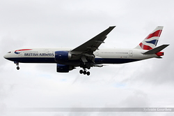 Boeing 777-236/ER British Airways G-VIIC