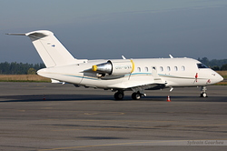 Bombardier CL-600-2B16 Challenger 605 OH-GVI