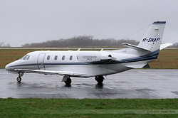 Cessna 560XL Citation XLS M-SNAP