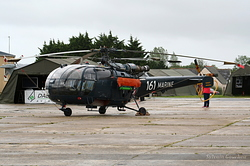 Sud-Aviation SA-319B Alouette III Marine Nationale 161