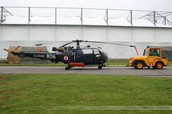 Sud-Aviation SA-319B Alouette III Marine Nationale 806