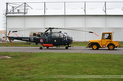 Sud-Aviation SA-319B Alouette III Marine Nationale 13