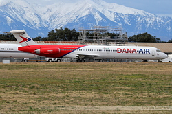 McDonnell Douglas MD-83 Dana Air 5N-SRI